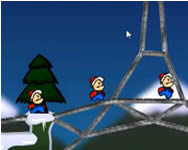 Cargo bridge xmas level pack  j�t�kok
